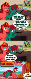 Jasper and Harmony React to RC of Friendship by JasperPie