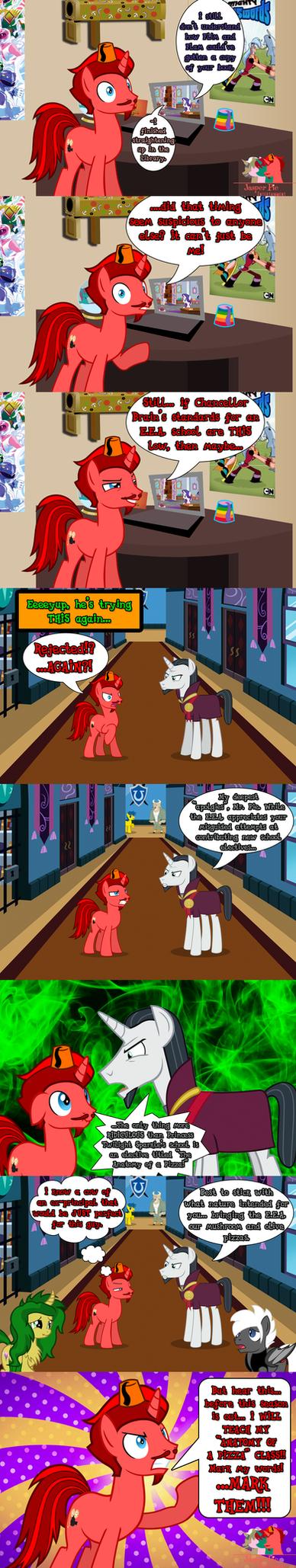 Jasper Reacts to Friendship University (SPOILERS!) by JasperPie