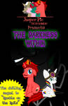 The Darkness Within Cover by JasperPie
