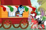 CMSN: Hijacked Party Wagon by JasperPie