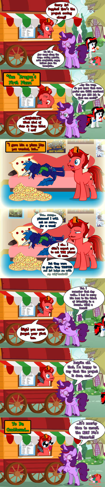 GIFT: Dragon's First Pizza Follow-Up