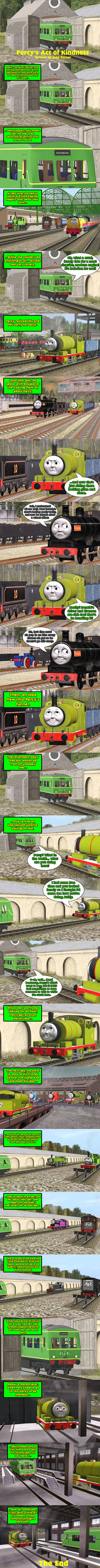 TCA 02: Percy's Act of Kindness