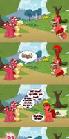 CMSN: Peewee the Romantic Dragon