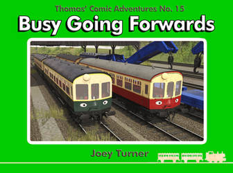 TCA 15: Busy Going Forwards Cover