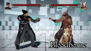 Bloodborne HUD
