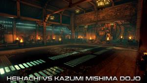 Heihachi VS Kazumi Dojo