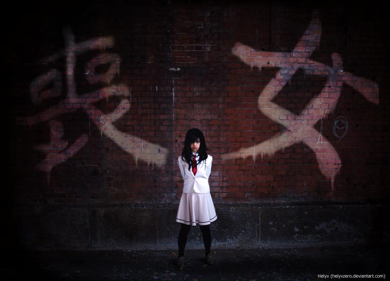 Mojyo ~ Tomoko Kuroki cosplay (1/7) by helyxzero
