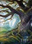 Willow man by gustavocomparim