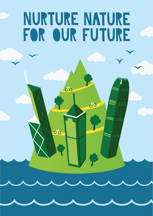 nurture nature for our future by kapailuj on  nurture nature for our future by kapailuj