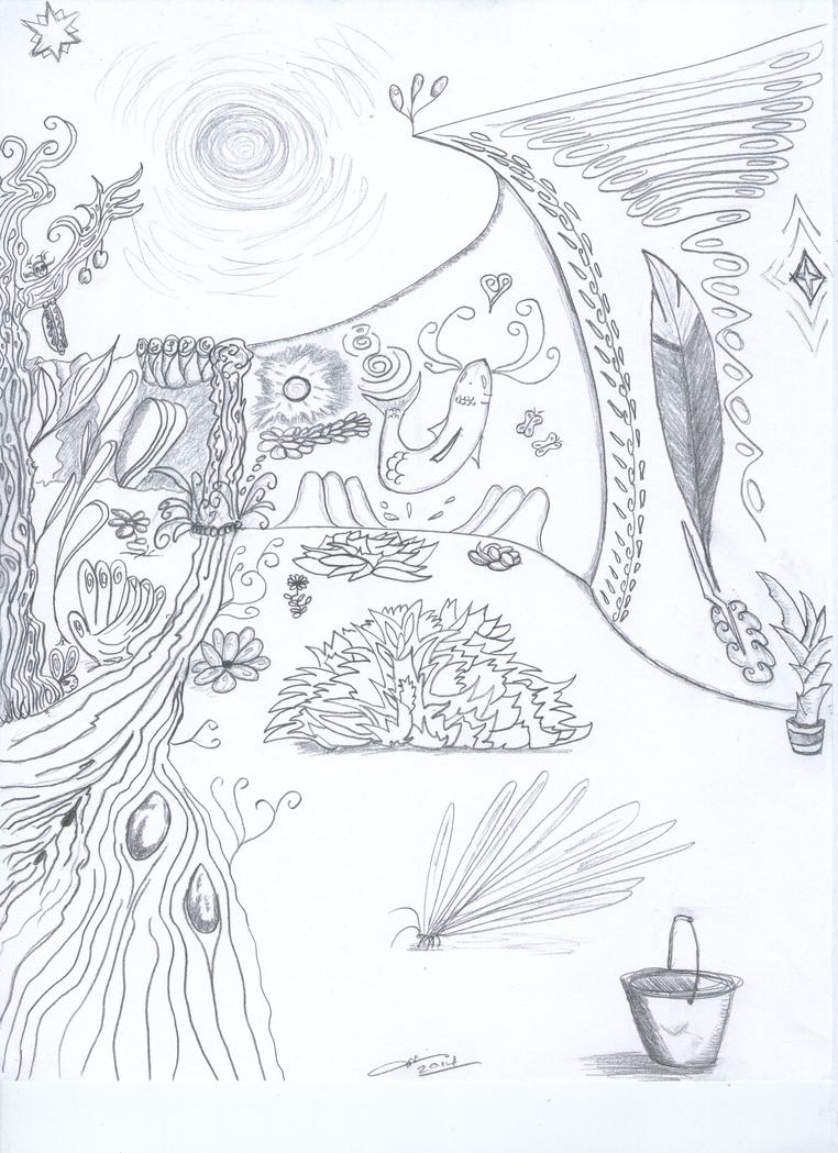 Dreamscapes by mouseanderson