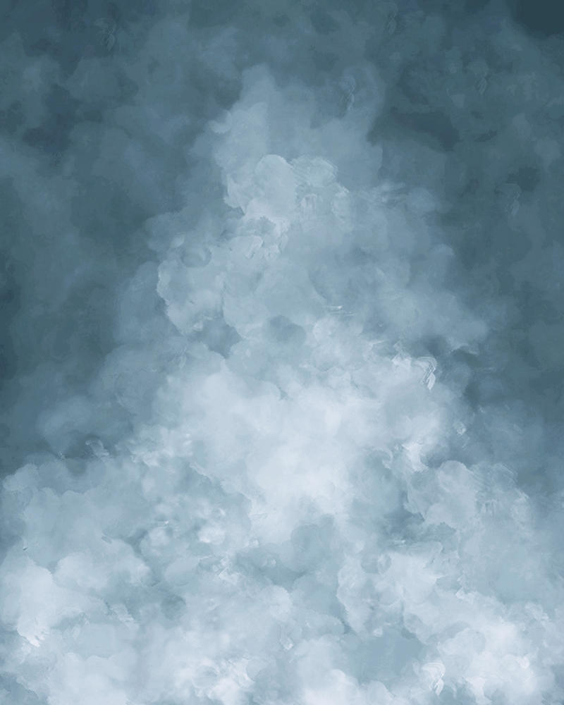 Flame/Cloud Shape Texture Stock 5