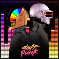 Daft Punk by Halphelt