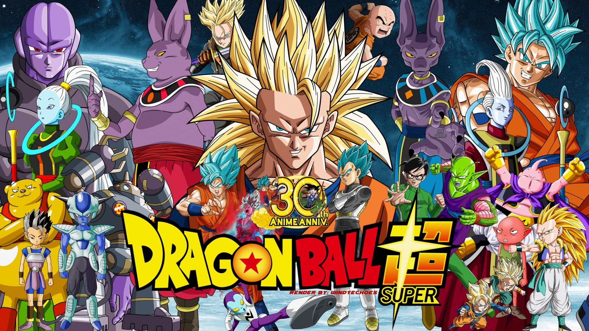 Image result for dragon ball super wallpaper