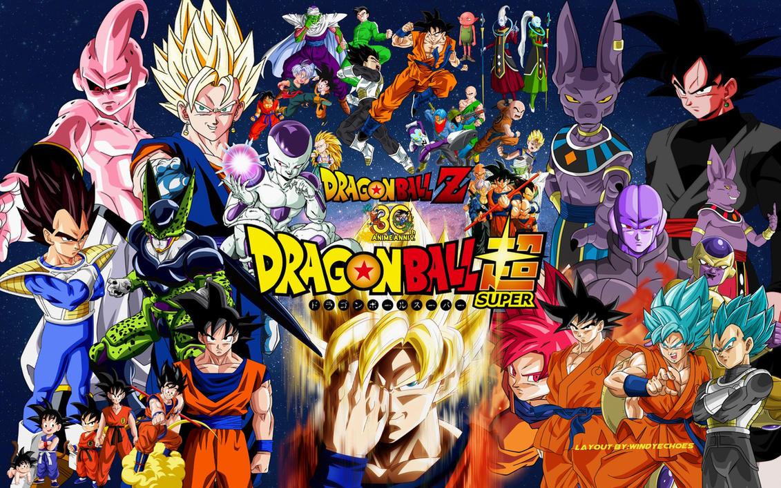 Must see Wallpaper Dragon Ball Z Deviantart - dragon_ball_z_and_super_wallpaper__1_by_windyechoes-da7wsps  Image_245570 .jpg