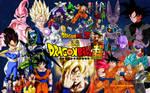 Dragon Ball Z And Super Wallpaper #1