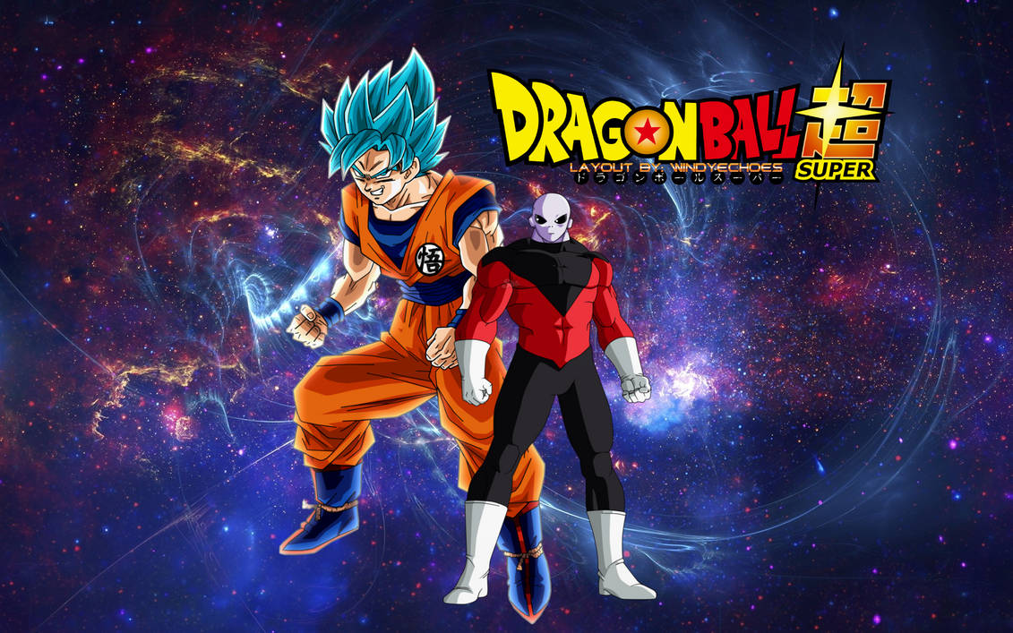 Goku Vs Mystery Alien Wallpaper 1 By Windyechoes On Deviantart