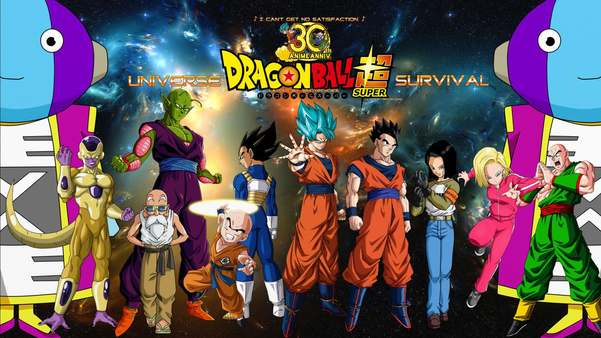 Tournament of Power Universe 7 ULTIMATE WALLPAPER by WindyEchoes ...