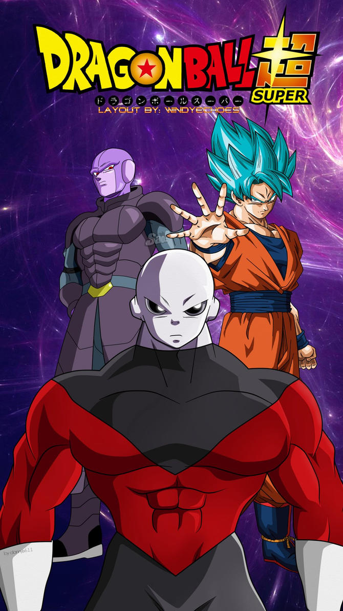 Hit Goku And Jiren Phone Wallpaper By WindyEchoes