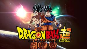 Son Goku's Ultimate Limit Breaker Wallpaper