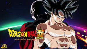 JIREN THE GRAY VS Genki God Goku