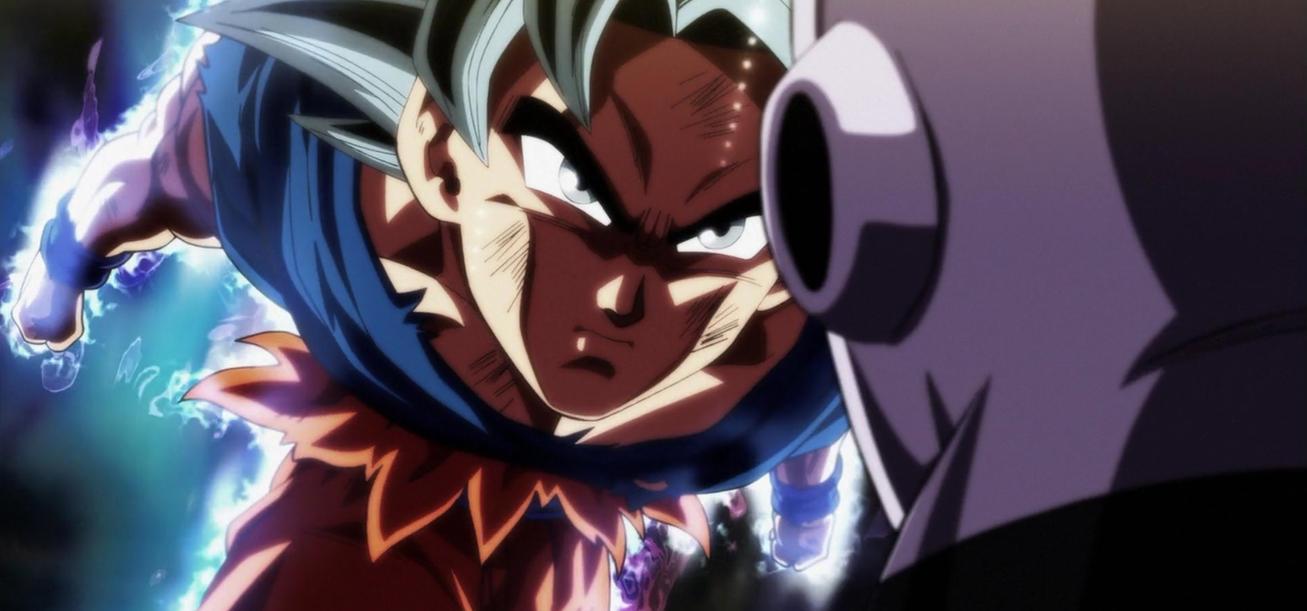 Image result for Goku v Jiren
