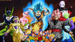 Dragon Ball Super - Ultimate Unison Wallpaper