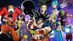 STRONGEST Tournament Of Power Fighters WALLPAPER