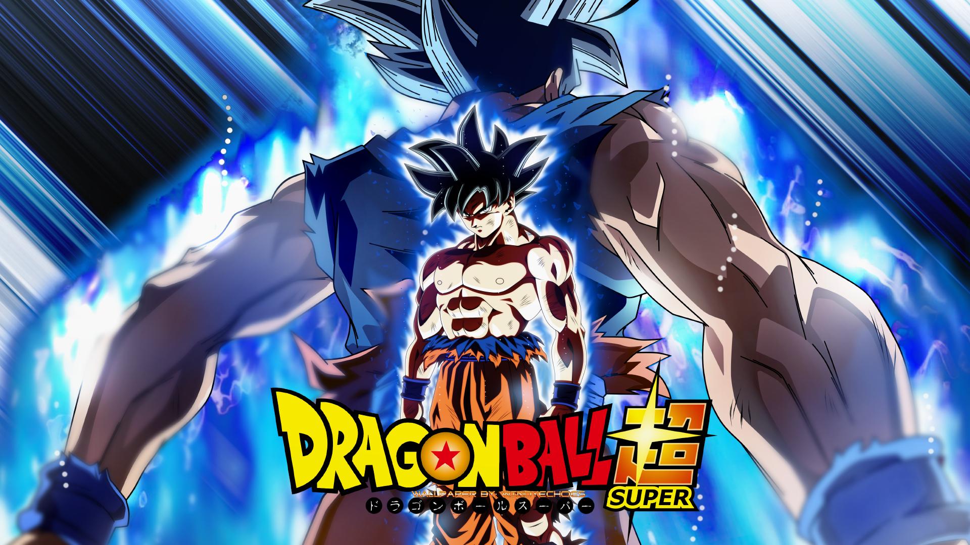 Dragon Ball Super Wallpaper Ultra Instinct: Ultra Instinct Wallpaper 101 DBS By WindyEchoes On DeviantArt