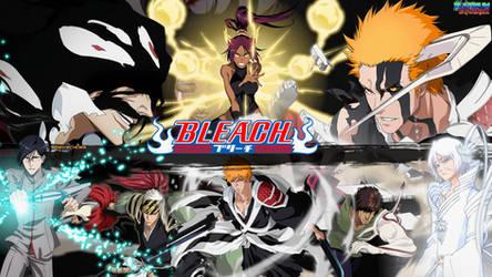 Bleach Thousand Year Blood War Wallpaper