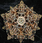 Globe of Circles by Rescyou