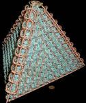 Patina Pyramid Side View