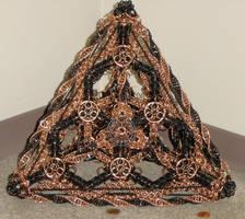 Spyral Pyramid by Rescyou