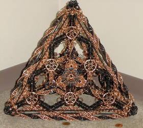 Spyral Pyramid