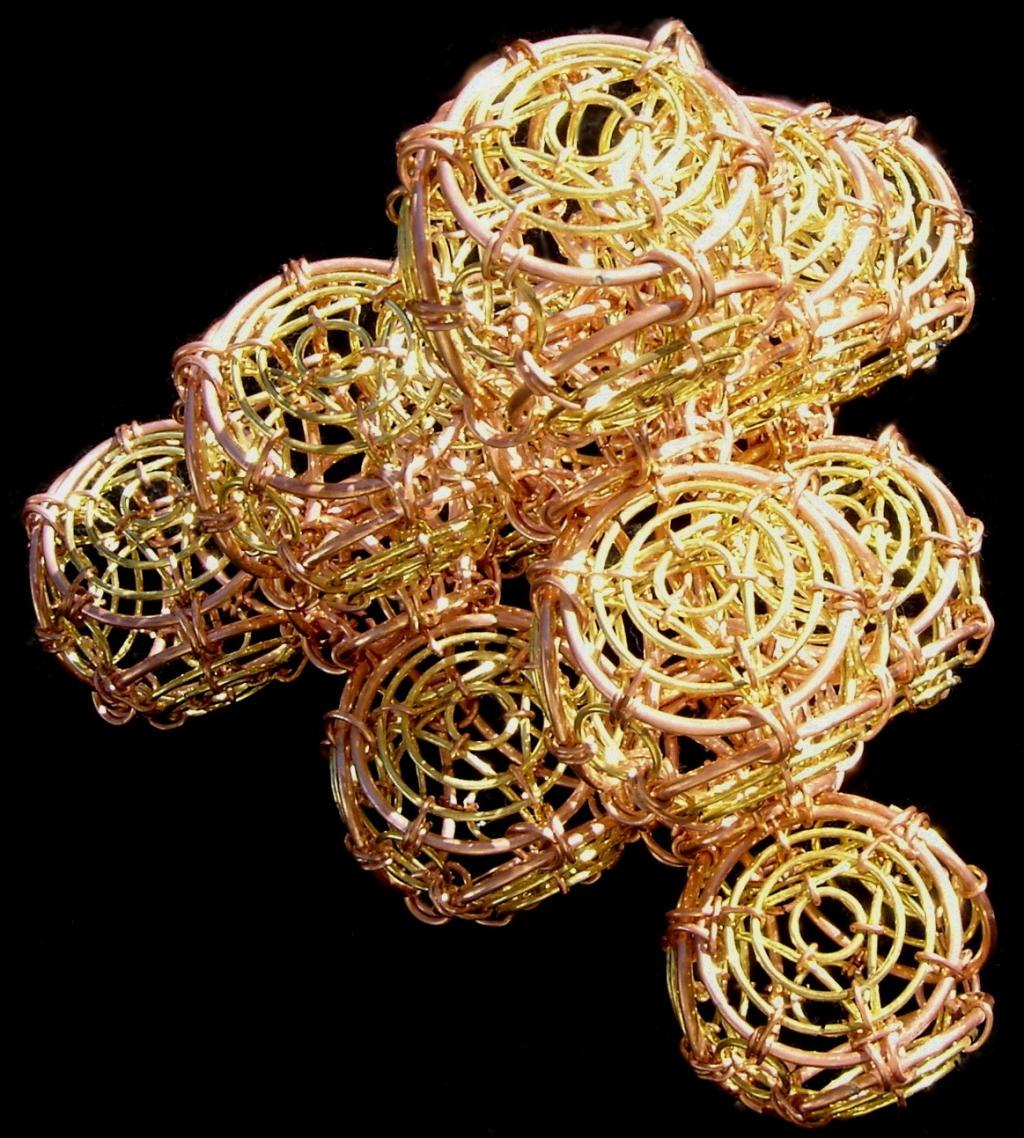 Webbed Spheres by Rescyou