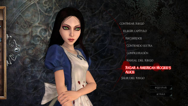 Playing Alice: Maness Return