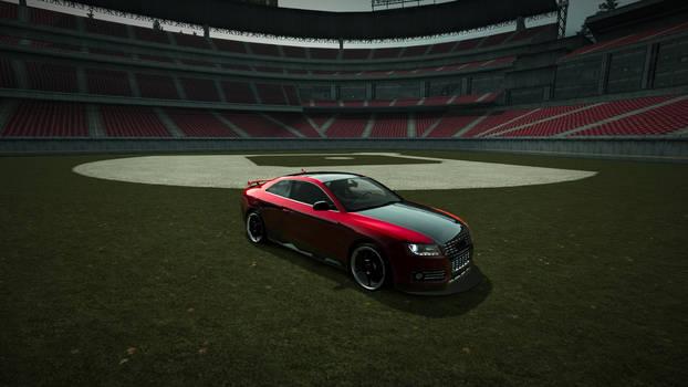 My new car Audi S5