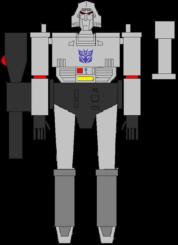 Megatron G1 by WILLIAM-1998