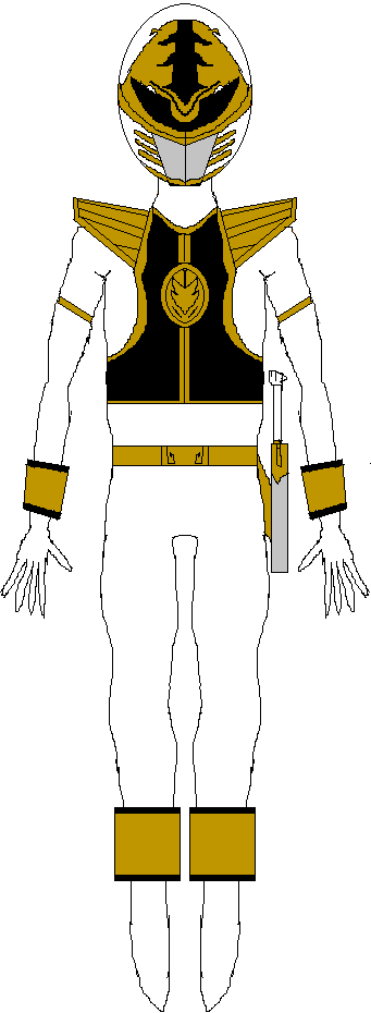 White Ranger (1994-1995) by WILLIAM-1998
