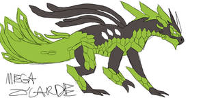Dragon Zygarde