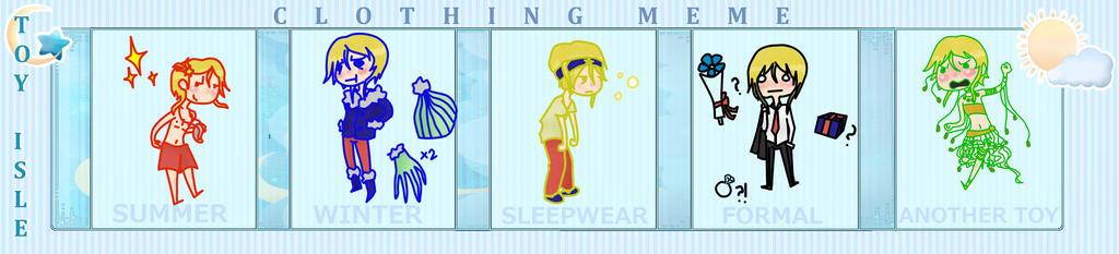 TI: Primary Clothes