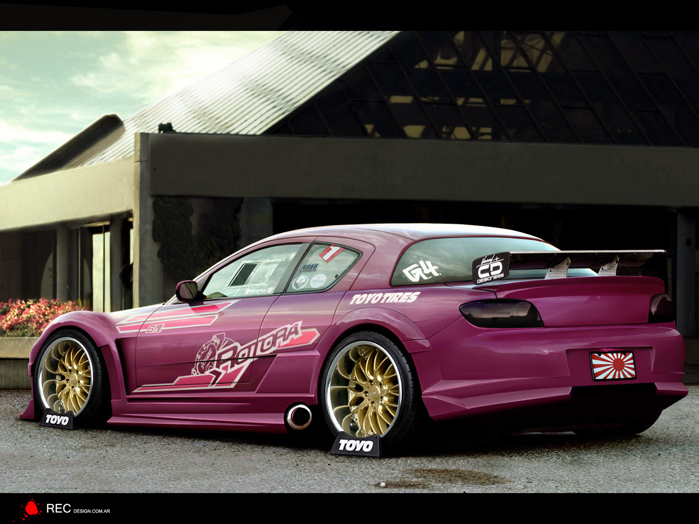 Any Pink Rx8 S Or Pink Features Page 5 Rx8club Com