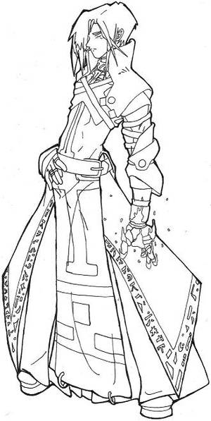 Kusari Seidai - Prophet Era