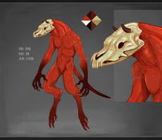 Red Boi - OPEN by L-L-Adopts