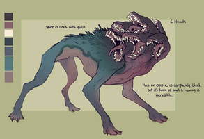 Slaughter Hound - OPEN by L-L-Adopts
