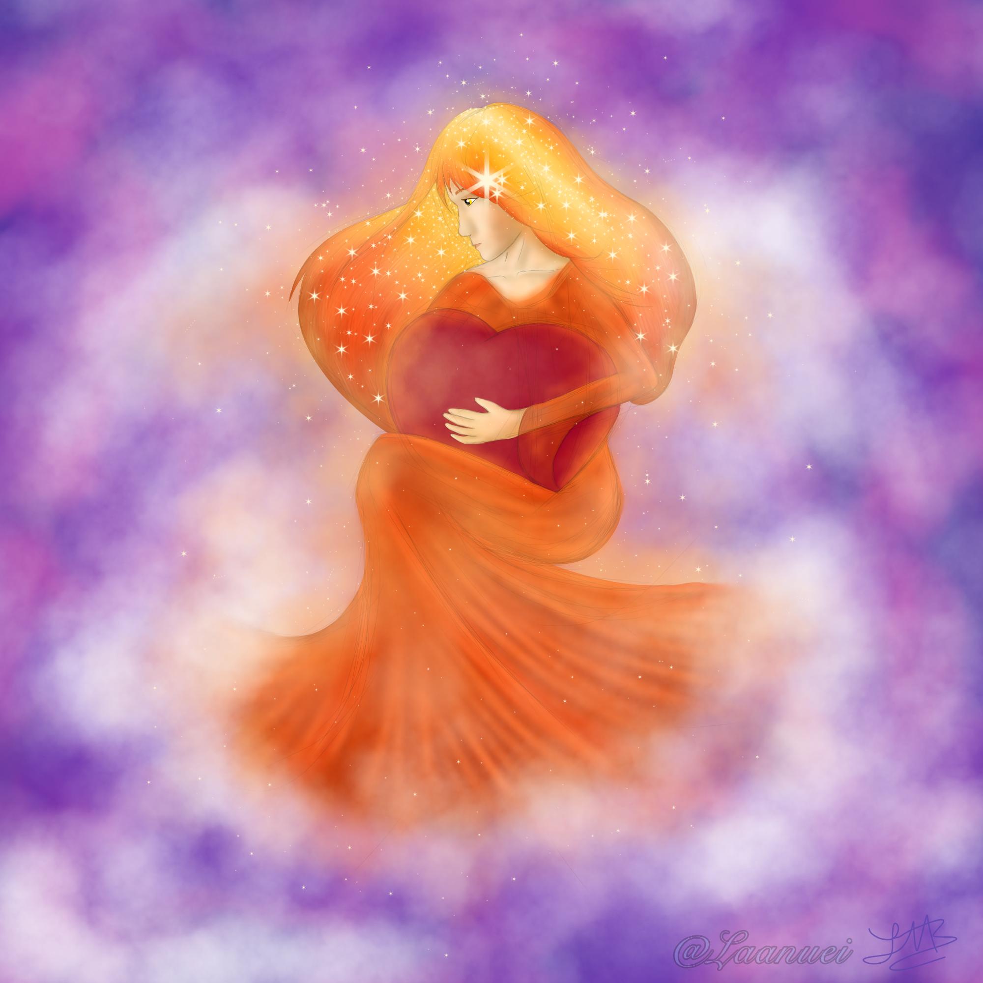 Little Star by Laanuei