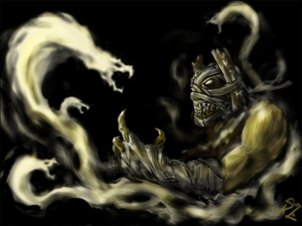 rhasta the shadow shaman by halycon450 on deviantart