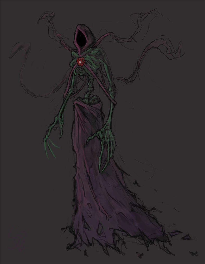 Krobelus, the Death Prophet (Spidercandy Version) by ...
