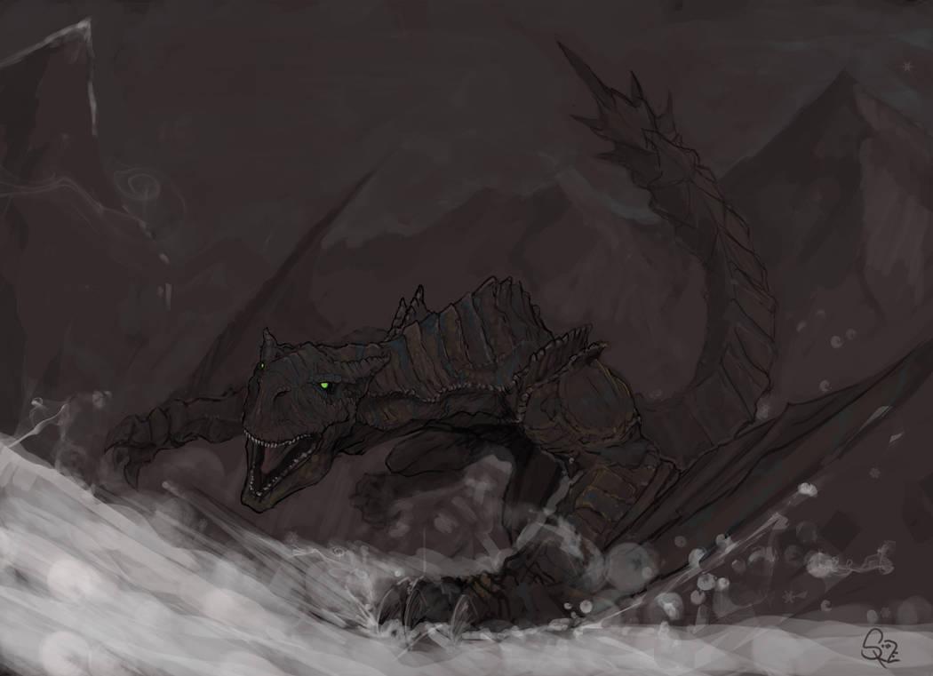 Tigrex, the Roaring Wyvern