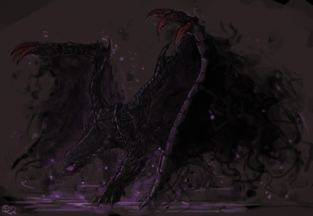 I am disappointed in Blizzard Gore_magala__the_black_eclipse_wyvern_by_halycon450-d8ghz97
