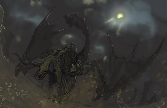 Diablos, the Desert Tyrant